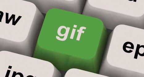 ¿Quieres crear GIF atractivos? Sigue estos cinco consejos | Con visión pedagógica: Recursos para el profesorado. | Scoop.it