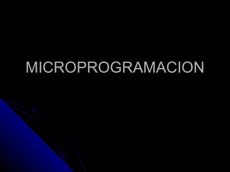 Microprogramación y sistemas operativos   sistemas operativos   Scoop.it