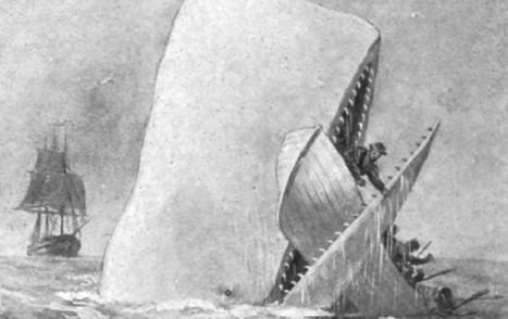 October 18, 1851: Herman Melville's 'Moby-Dick' Is Published | Merveilles - Marvels | Scoop.it