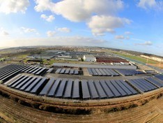 Renault inaugure le plus grand dispositif photovoltaïque mondial   Mise en valeur de l'offre sur les panneaux solaires   Scoop.it