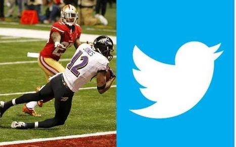 Twitter thrashes Facebook in Super Bowl battle of the social networks - Telegraph | IT and Public Affairs | Scoop.it
