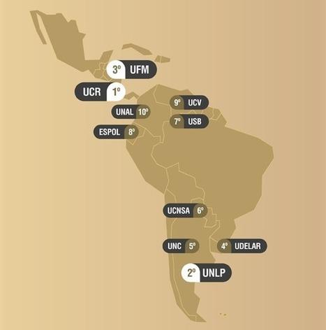 UCR obtuvo primer lugar en ranking hispanoamericano de Software Libre | UCR | Gobierno Abierto & Cñía | Scoop.it