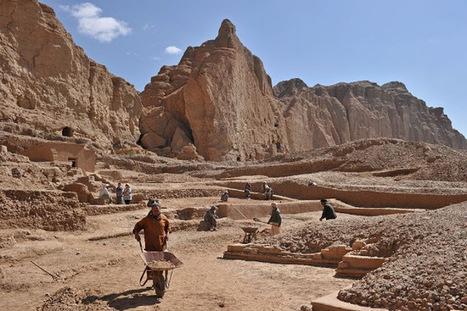 Archaeologists dig Afghanistan, map its cultural heritage | Archaeology News Network | Centro de Estudios Artísticos Elba | Scoop.it