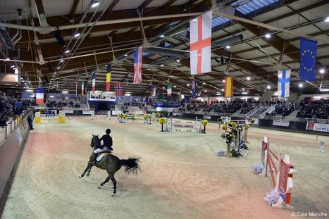 Le cheval est le héros du Normandie Horse Show | Cheval et sport | Scoop.it