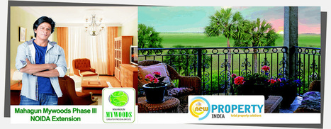 Mahagun Mywoods Phase 3, Noida Extension Mahagun 3 Greater Noida West | Mahagun MyWoods Phase3 | Scoop.it