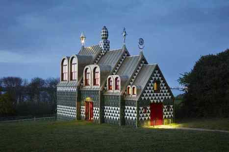A funky real-life dollhouse | D_sign | Scoop.it