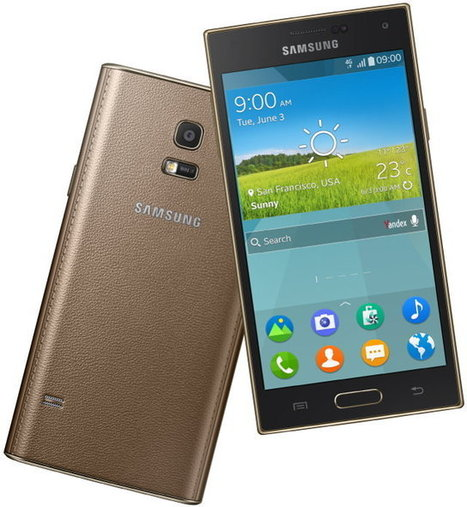 Meet Samsung Z, the First Tizen Smartphone | Embedded Systems News | Scoop.it