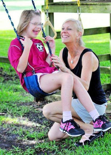 Parents of Down children cherish special moments - Florida Today   Pride Term   Scoop.it