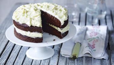 BBC - Food - Recipes : Celebration chocolate cake   Just Chocolate!!!   Scoop.it