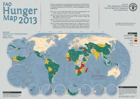 Ow.ly - image uploaded by @FAOnews (FAO Media Centre) | Food Insecurity | Scoop.it