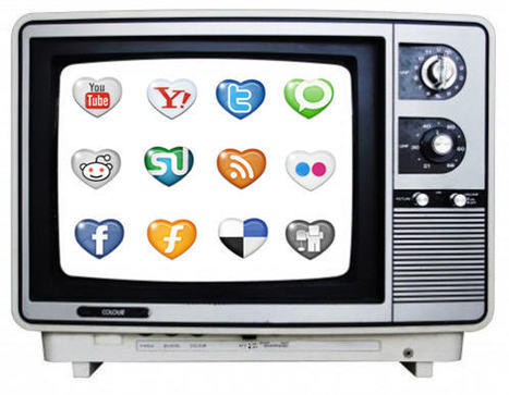 Ericsson study: TV viewing increasingly accompanied by use of social media | SocialTVNews | Scoop.it