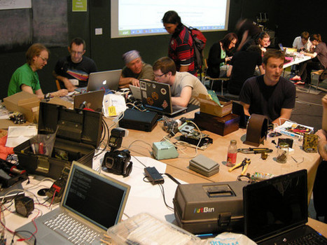The Maker Movement and Guilds 2.0 - Part 4 - Platform Thinking | Guilds 2.0 for Creatives | Scoop.it