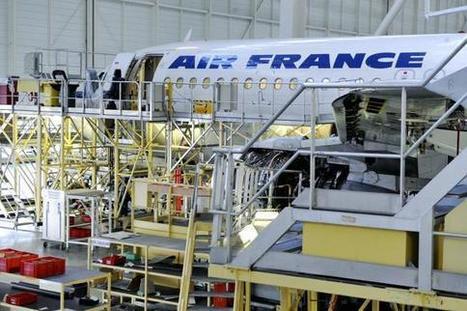 Air France-KLM se renforce dans la maintenance avec une nouvelle acquisition aux Etats-Unis | Voyage | Scoop.it