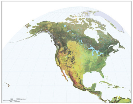 New Map Shows the World's Ecosystems in Unprecedented Detail | Peer2Politics | Scoop.it