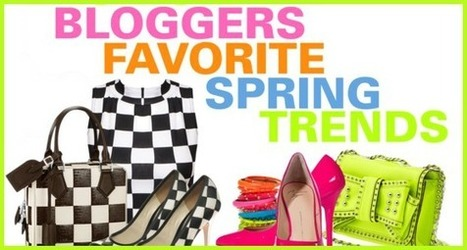 Fashion Bloggers Favorite Spring Fashion Trends | Best of the Los Angeles Fashion | Scoop.it