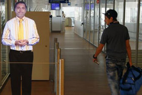 Holograms to help with boarding process at Paris-Orly - Future Travel Experience | New IT use cases | Scoop.it