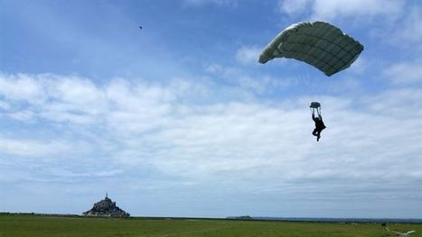 Special Operations Forces commemorate liberation of France > U.S. Air Force   FrenchNewsOnline-World War Memorial   Scoop.it
