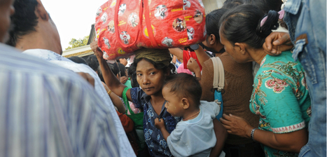Burma's Women Are Still Fighting for Their Rights   Fabulous Feminism   Scoop.it