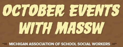 October Events with MASSW | SSW Professional Development and Learning | Scoop.it