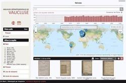 Vaucluse : la nouvelle visionneuse Bach utilisée pour les registres matricules | Rhit Genealogie | Scoop.it