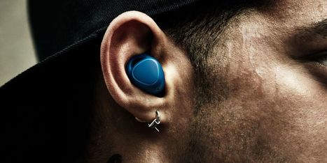 Samsung Gear IconX, les écouteurs intras connectés pour le sport - Web des Objets | Quantified Self | Scoop.it