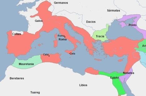 LA DECADENCIA DE LA DINASTÍA PTOLEMAICA | Geografía e Historia | Scoop.it