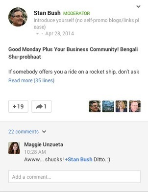 How to Create a Google+ Community to Grow Your Business | SpisanieTO | Scoop.it