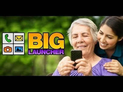 BIG Launcher Senior Phone DEMO - Android Apps on Google Play | Best of Android | Scoop.it