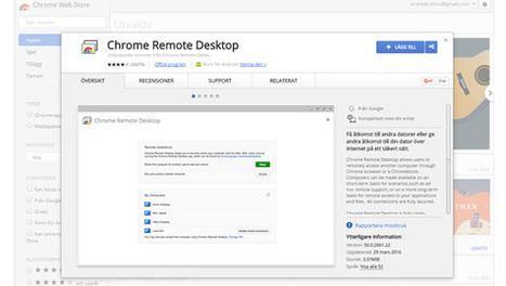 10 grymma Chrome-tips: Gör surfandet smidigare, snabbare och bättre | DIGITALAKUTEN FÖR SENIOR | Scoop.it