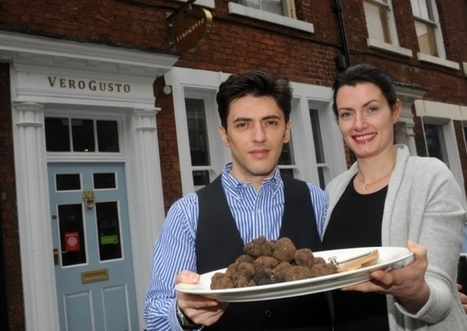 Le Marche truffle hunters on the scent of sales in Sheffield | Le Marche another Italy | Scoop.it