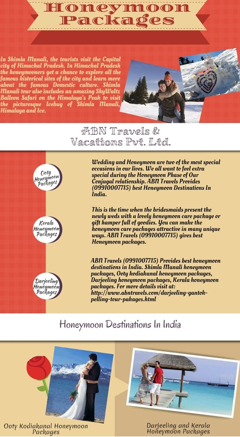 Holiday destination in India   Tour Travels Agency Noida   Scoop.it