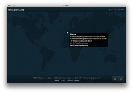 Lantern - Un clone de TOR sans anonymat | Information, memories and tecnopolitics | Scoop.it