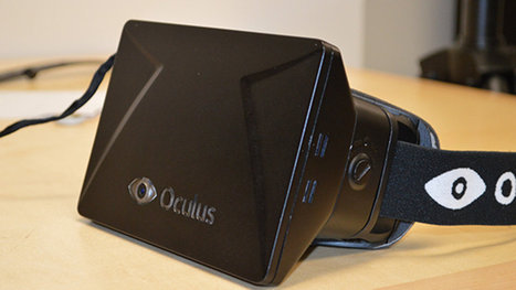 Oculus Rift helps dying woman experience the outside world virtually | Geek Therapy | Scoop.it
