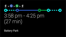 Google Glass Software Update XE10 Adds Transit Directions, Not Much Else | Technews | Scoop.it