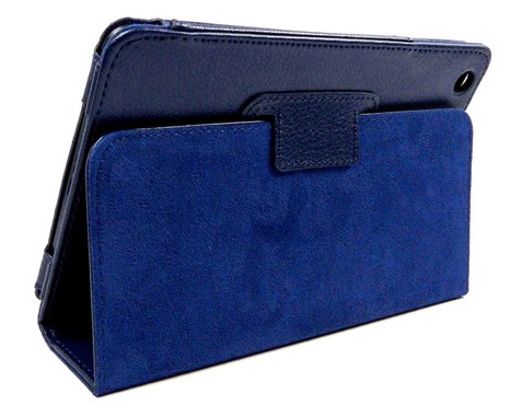 Blue Leather Case for iPad Mini 2 - iPad - Tablet accessories | IPhone Cases | Scoop.it