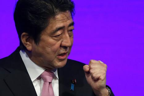 Abe Eyes Window for Biggest Military-Rule Change Since WWII (1) - Businessweek | International studies | Scoop.it