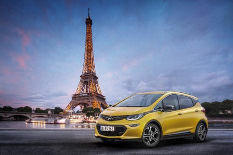 La tanto attesa Opel Ampera-e farà il suo debutto a Parigi | green car | Scoop.it