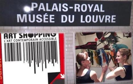 Art Shopping 2016 au Carrousel du Louvre - La sale Com   Web Design et Digitale outils   Scoop.it