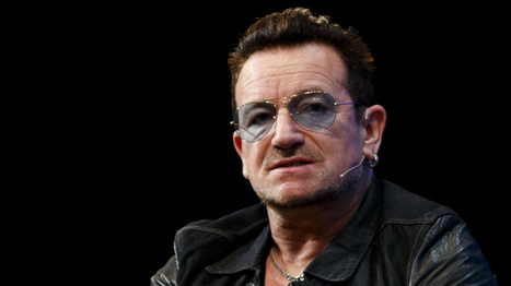 Bono Defends Spotify: 'Let's Experiment. Let's See What Works' - RollingStone.com | Music News | Scoop.it