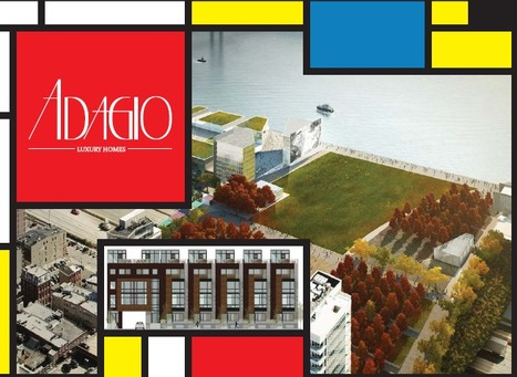 Adagio Luxury Homes Waterfront Property Developed by NRIA | Real Estate Investment | Scoop.it
