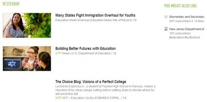 School Library Monthly Blog » Blog Archive » Quick School Library Research Suggestions   Information Science   Scoop.it