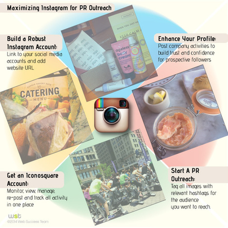 Maximizing Instagram for PR Outreach | Online Marketing | Scoop.it
