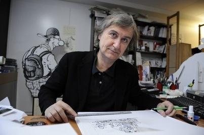 Plantu: «J'assume tous mes dessins» | La Croix | Innovation et éducation aux médias numériques | Scoop.it