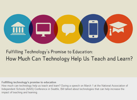 Education 2.0 - Fulfilling Technology's Promise to Education | social media and digital marketing | Scoop.it