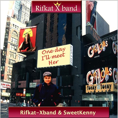 """One day I'll meet her"" 