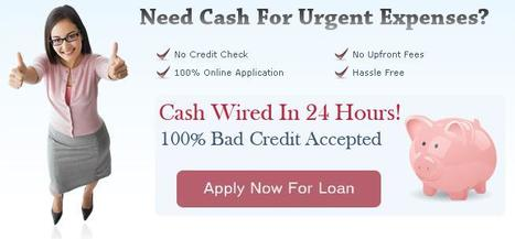 Benefit loans with bad credit - Make ends meet with benefit loans   Loans for people on benefits: End up your monthly pending bills with ease!   Scoop.it