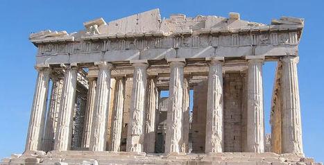 In itinere: Construye un templo griego | Geografía e Historia | Scoop.it