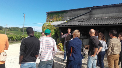 Poitou-Charentes : Des visites d'exploitations agricoles pour aider à l'orientation ou la reconversion professionnelle   ANEFA   metiers agriculture   Scoop.it