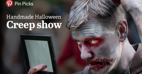 Pinterest Scares Up Media Partnerships For Month-Long Halloween Campaign | MarketingHits | Scoop.it
