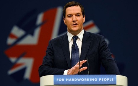 Autumn Statement 2013: George Osborne must never forget he is the guardian of our taxes, not their rightful owner - Telegraph | CLSG Economics: Macroeconomics | Scoop.it